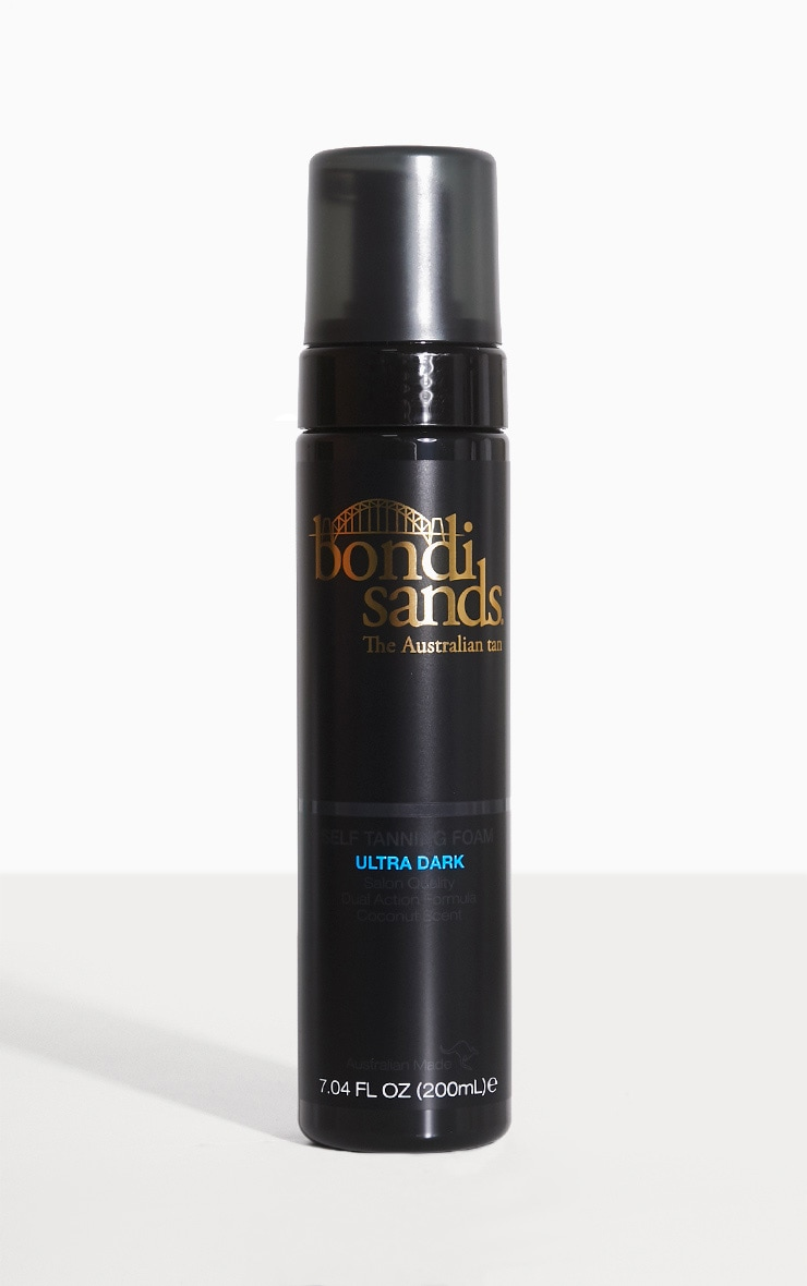 Bondi Sands Ultra Dark Self Tanning Foam 1
