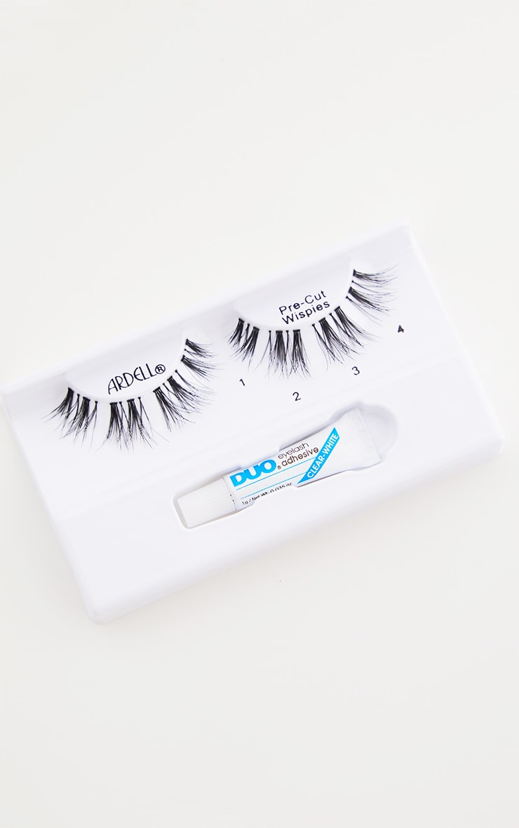 Ardell Pre-Cut Lashes Wispies  2