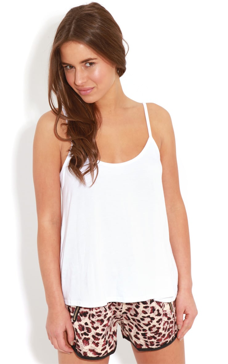 Raegan Jersey Swing Vest Top 1