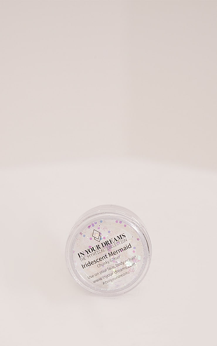 In Your Dreams Irridescent Mermaid Glitter Pot 2