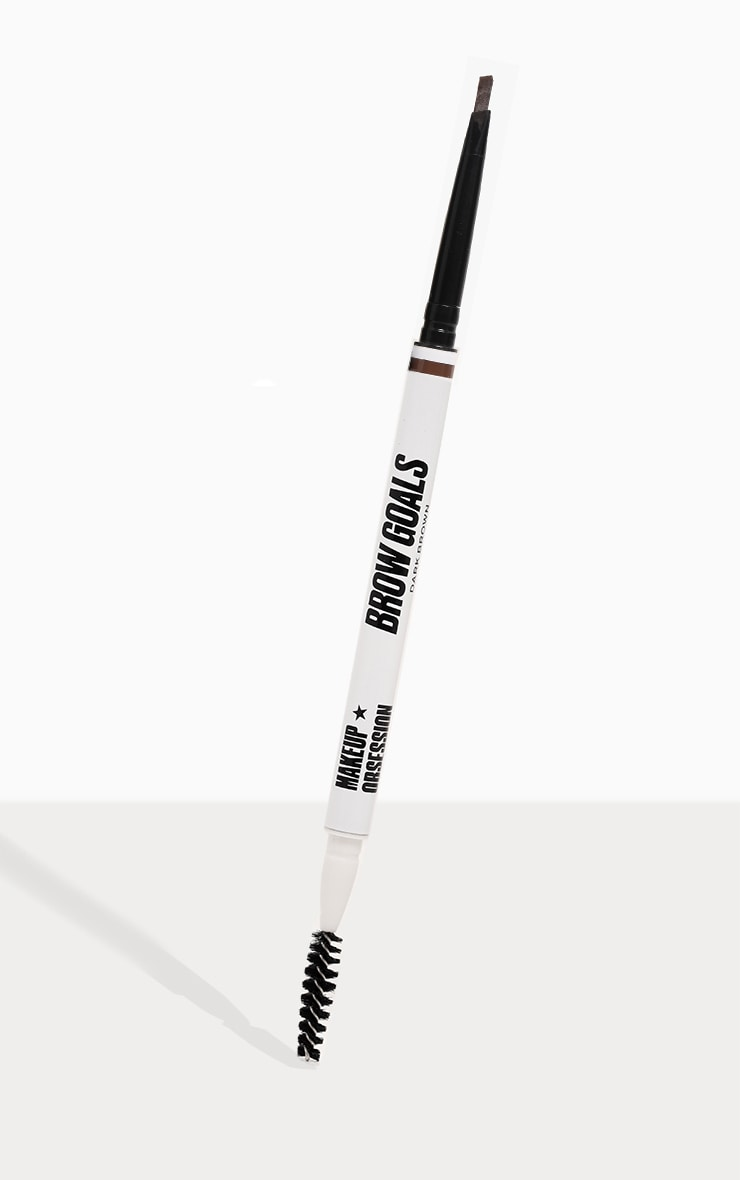 Makeup Obsession Brow Goals Brow Pencil Warm Brown 1