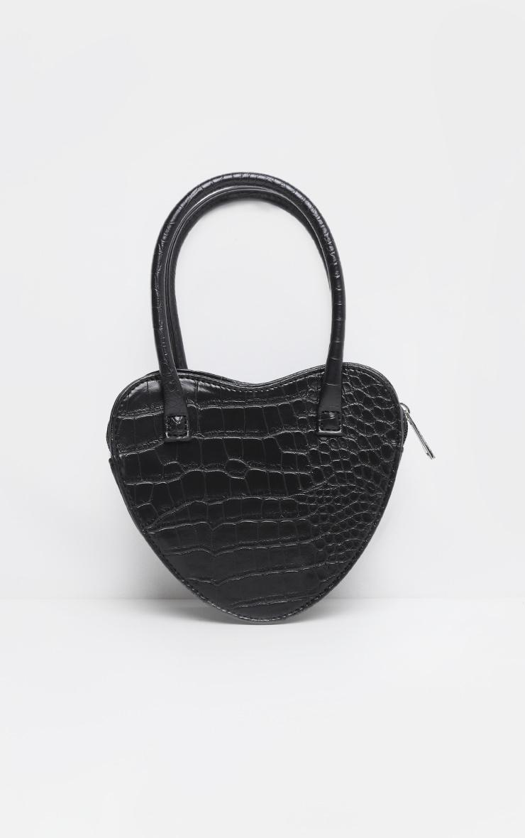 Black Heart Croc Heart Grab Bag 2