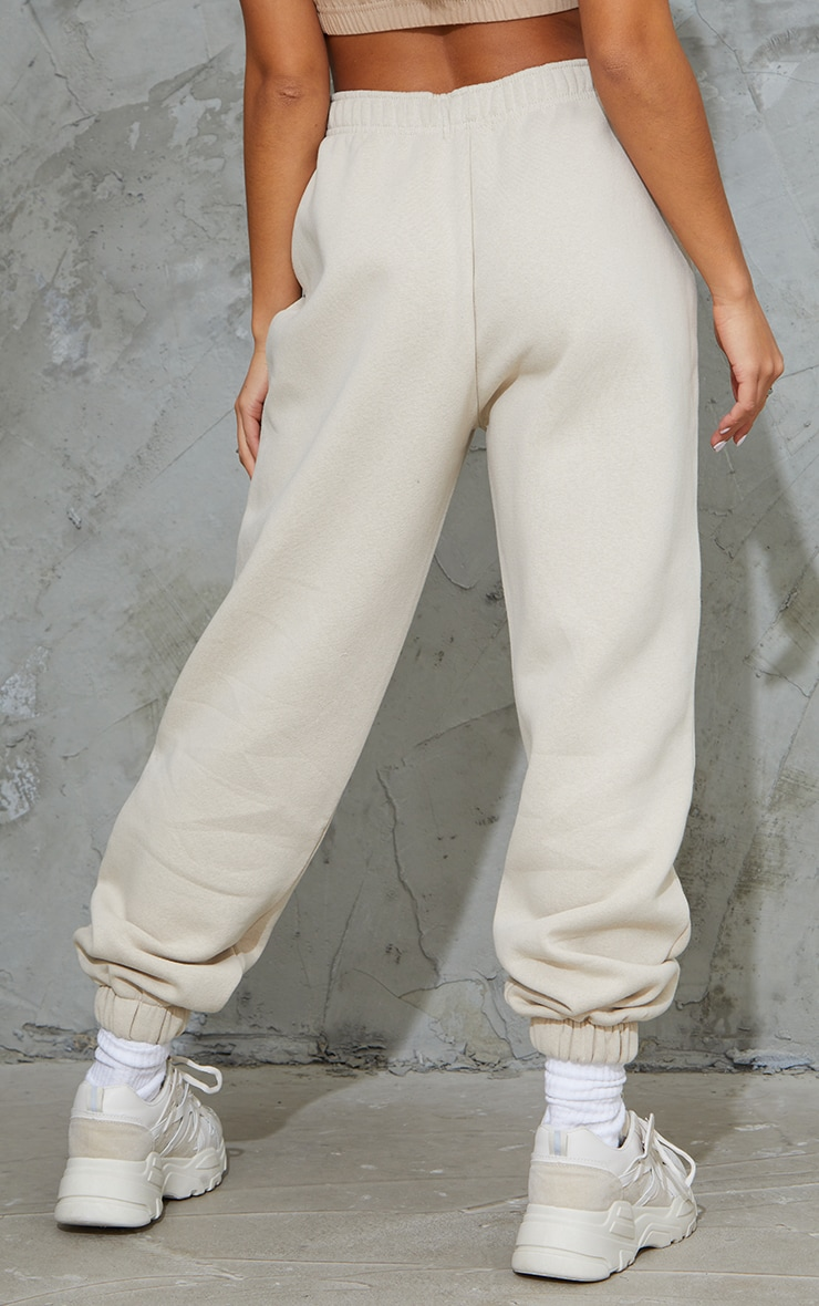 Petite Stone Pocket Thigh Casual Joggers 3