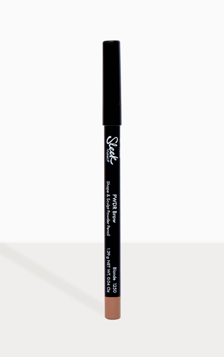 Sleek MakeUP PWDR Brow Pencil Blonde 1