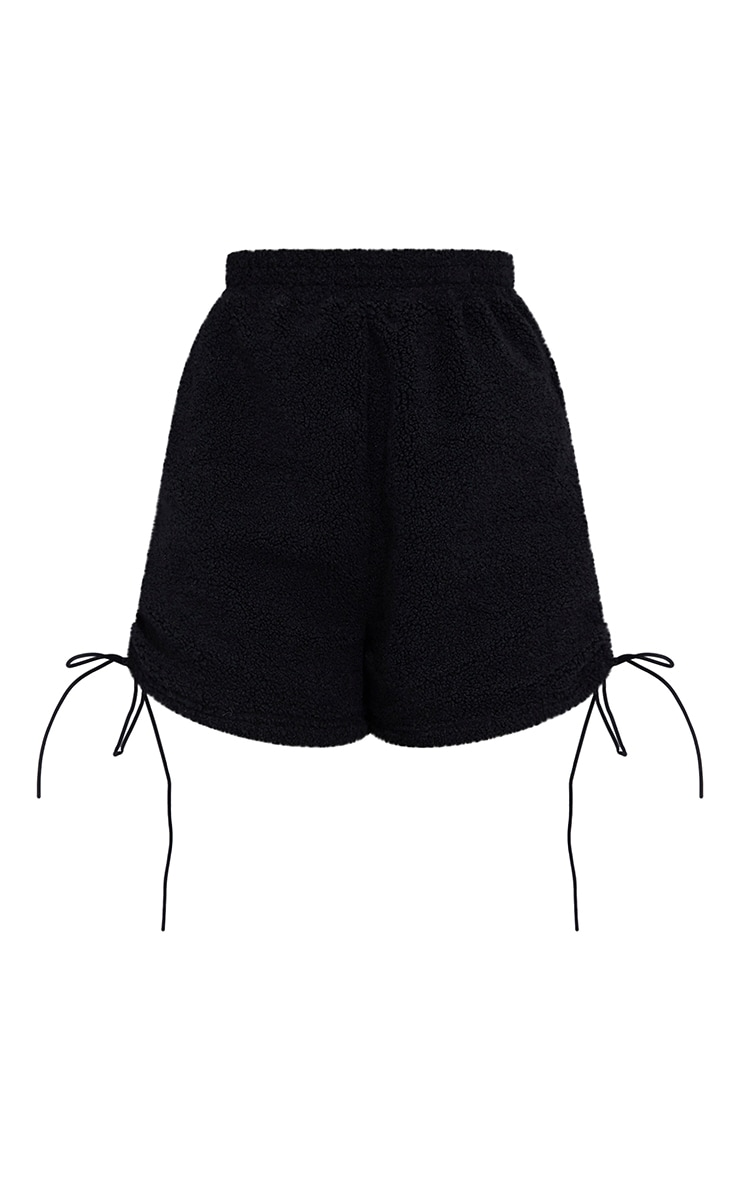 Petite Black Borg Runner Short 6