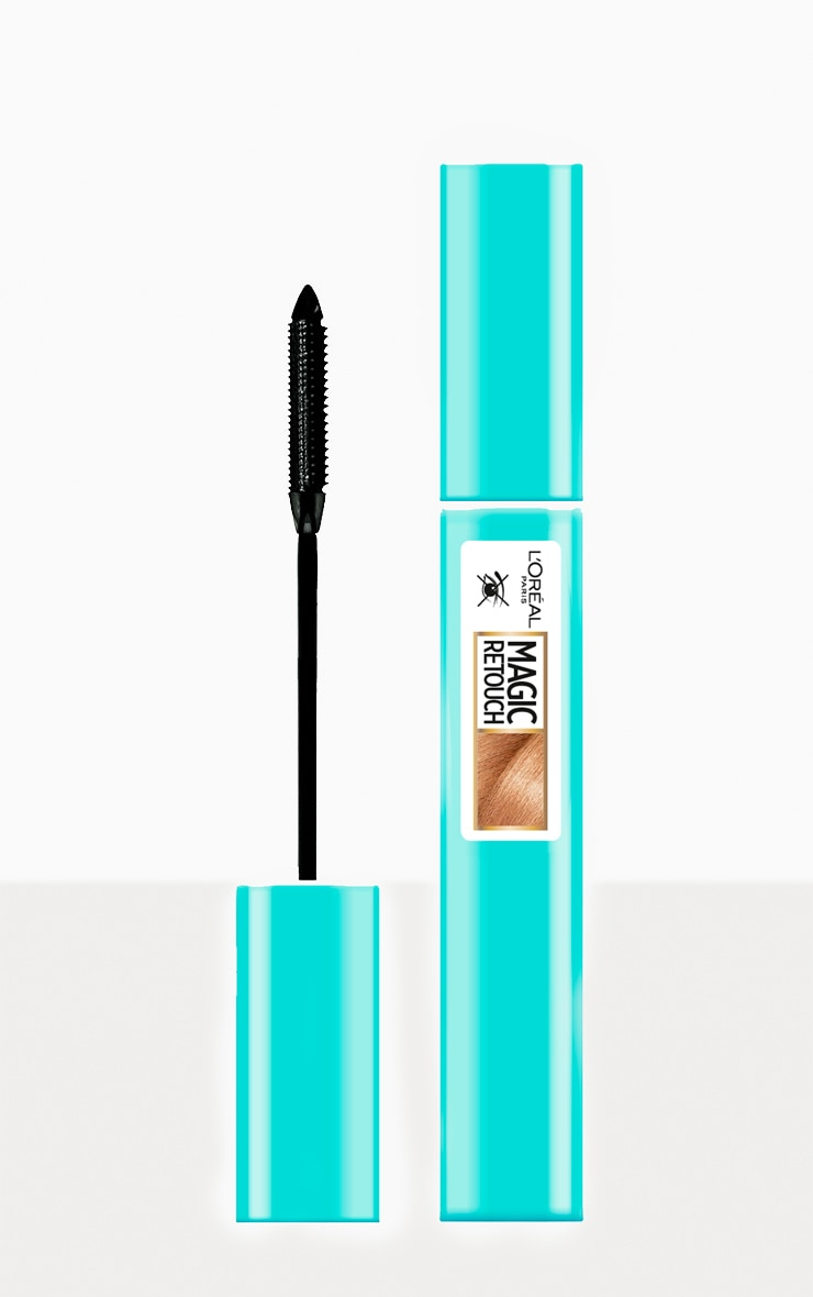 L'Oreal Paris Hair Dye Magic Retouch Instant Precision Brush Blonde 8ml 2