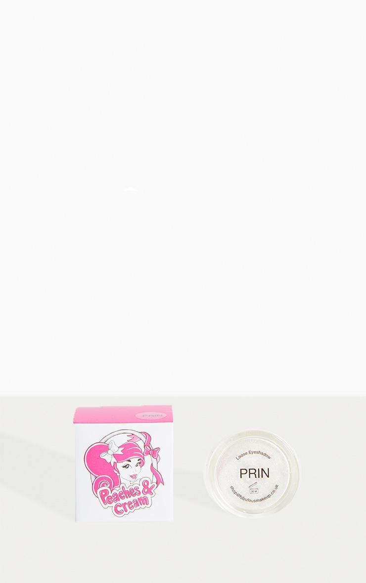 Peaches & Cream Prin Eyeshadow Pigment 1