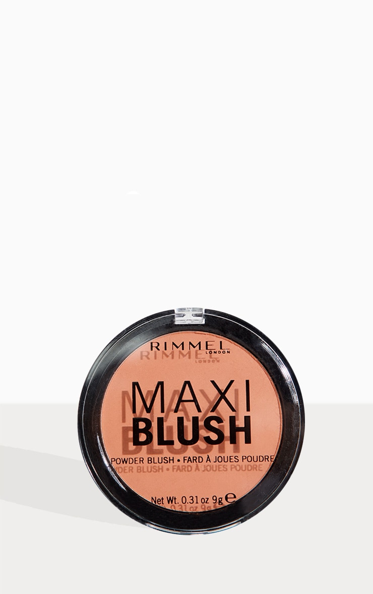 Rimmel Maxi Blush Sweet Cheeks