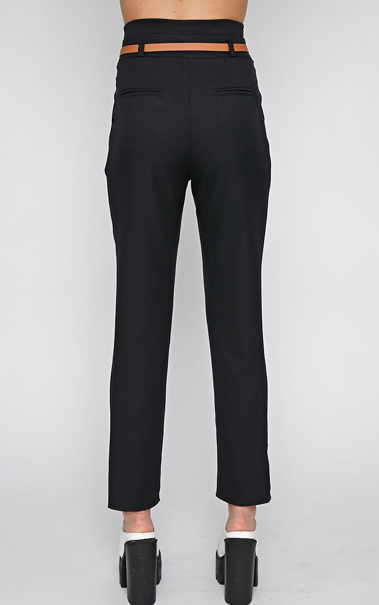 Dolly Black Tailored Trouser 2