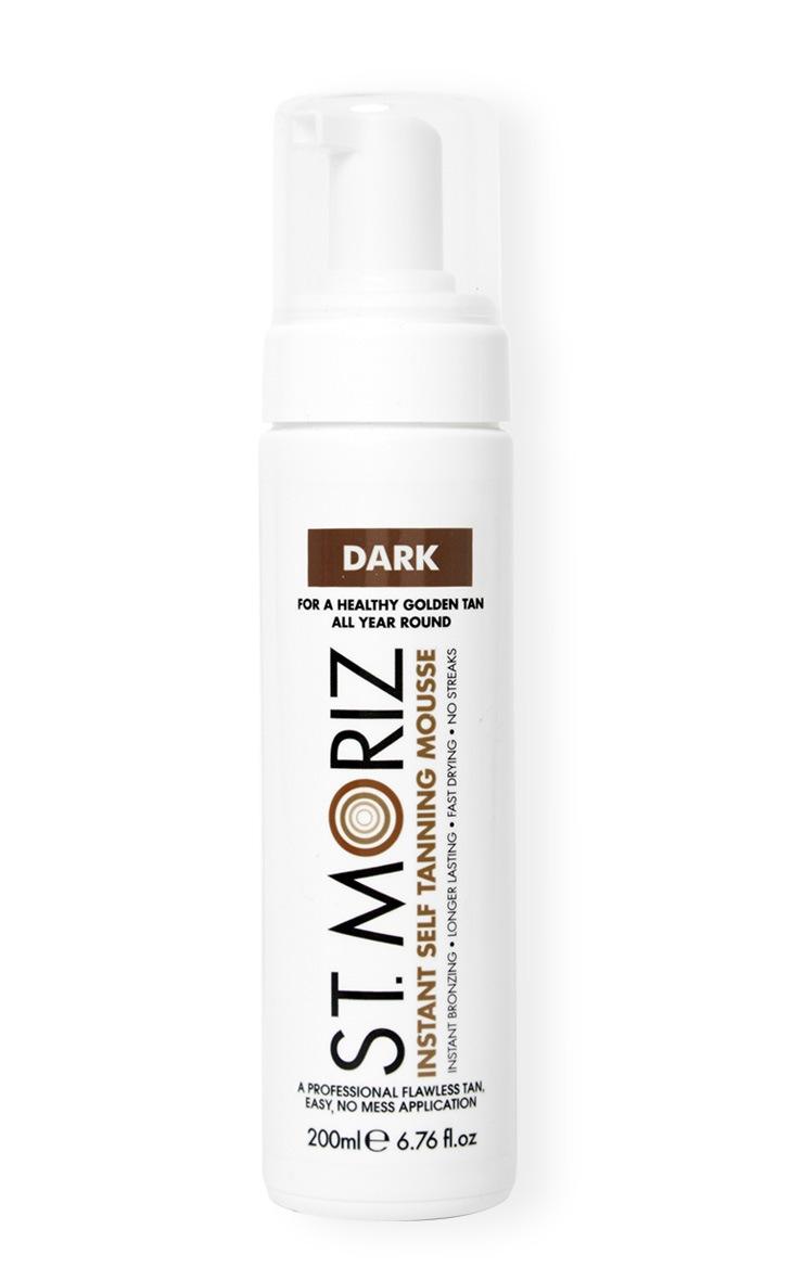 St Moriz Dark Tanning Mousse 1