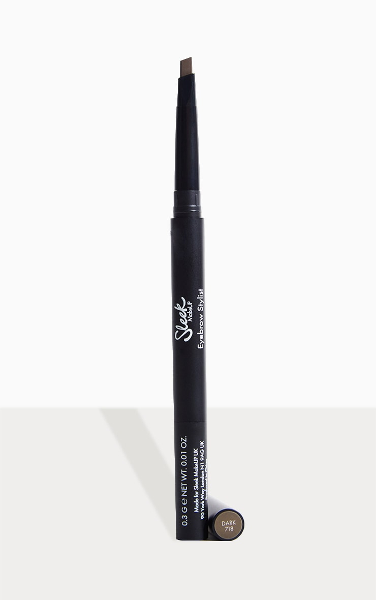 Sleek MakeUP Dark Brow Stylist Pencil 2