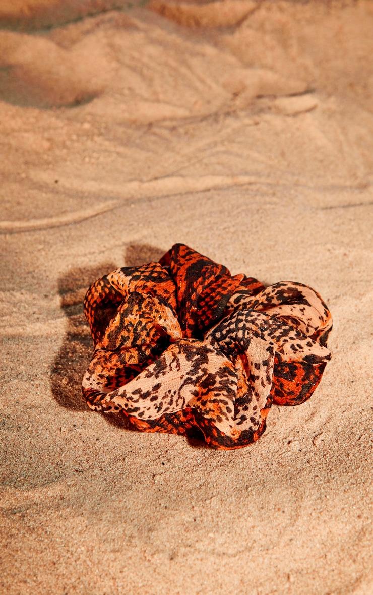 Snake Srunchie 2