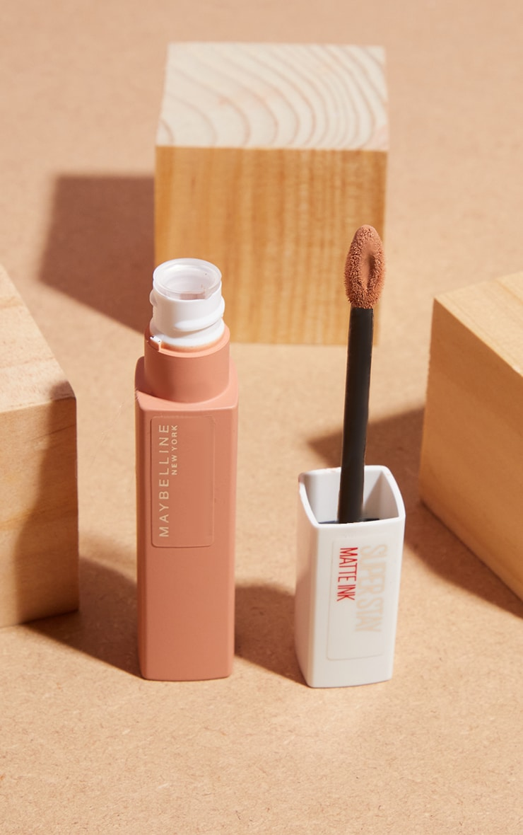 Maybelline Superstay Matte Ink Nude Liquid Lipstick 55 Driver 2