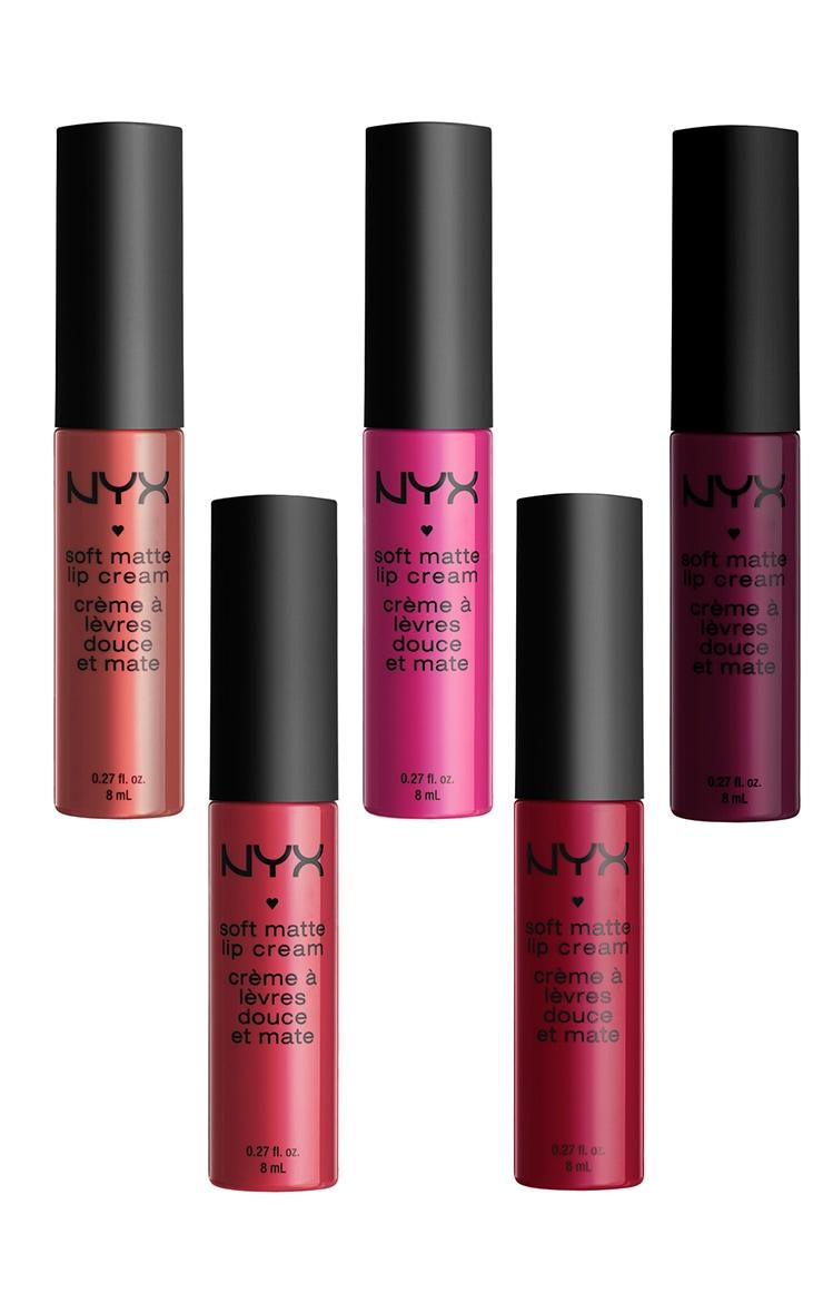 NYX PMU Diamonds & Ice Please Soft Matte Lip Cream Vault 3