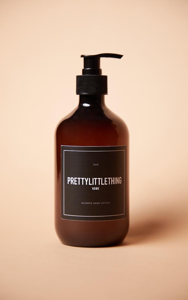 PRETTYLITTLETHING Home - Lotion hydratante pour les mains parfum oud 3