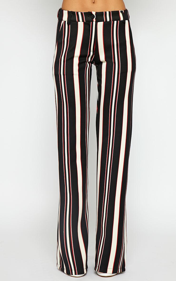 Zadia Stripe Trousers 2