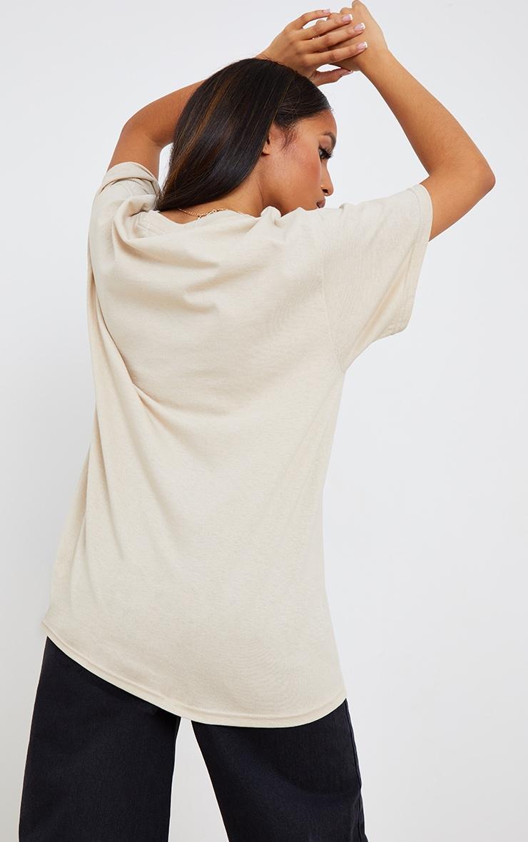 Petite Stone Balance Printed T Shirt 2