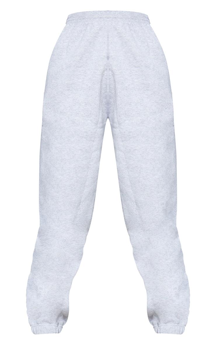 Ash Grey Sweat Pant Jogger 5