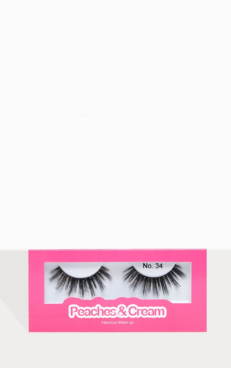 Peaches & Cream NO 34 False Eyelashes 2