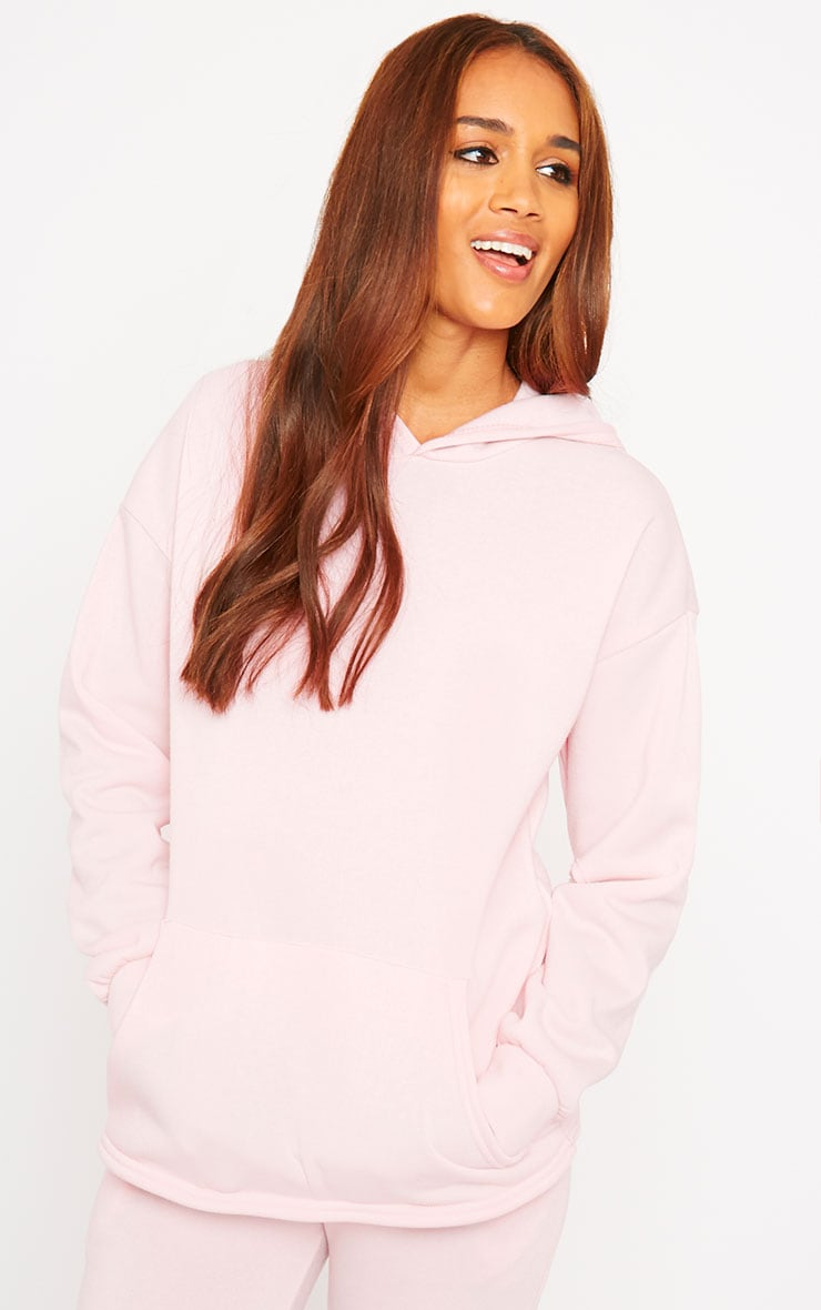 Dionne Pink Slit Elbow Sweater 4
