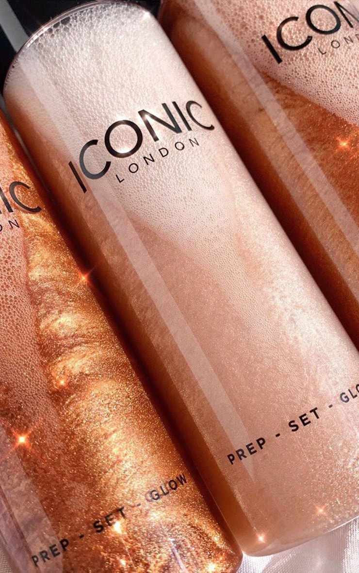 Iconic London Prep-Set-Glow Original 120ml 4
