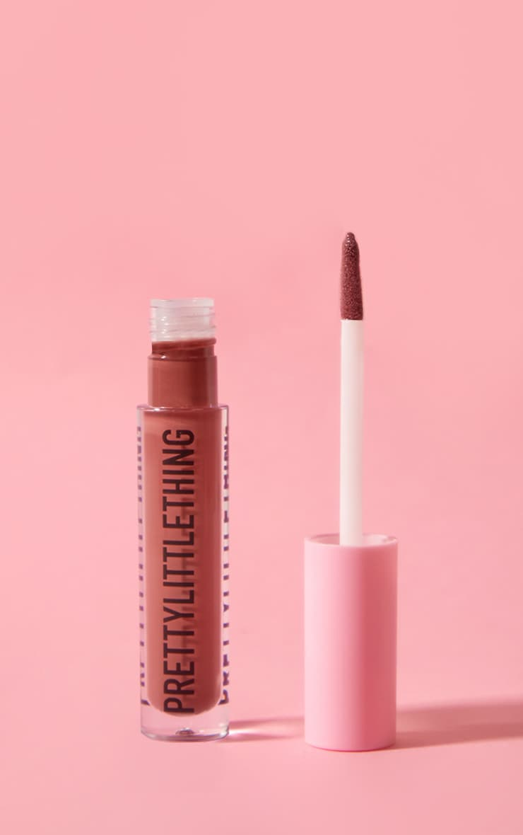 PRETTYLITTLETHING Lip Gloss Barely There 2