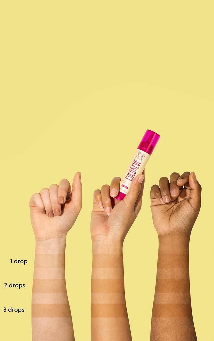 Coco & Eve Sunny Honey Bronzing Face Drops Medium Glow 3