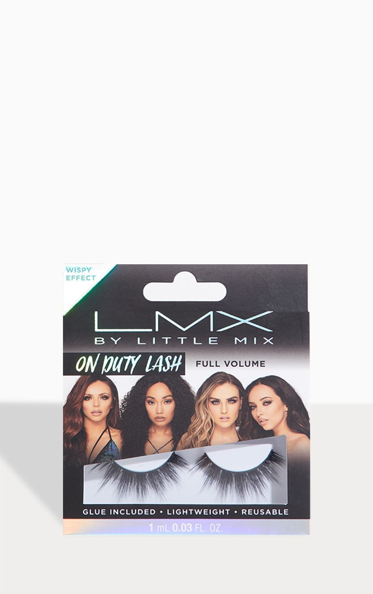LMX by Little Mix Eyelashes On Duty