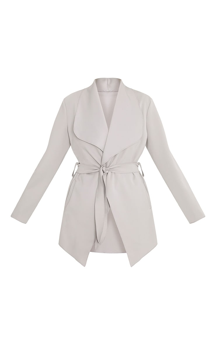 Lyla Grey Scuba Waterfall Jacket 3