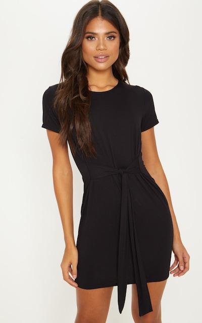 T Shirt Dress Casual Slogan Tee Dresses Prettylittlething Usa