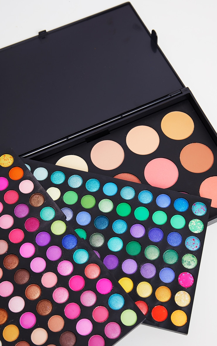 183 Shade Eyeshadow & Face Palette Bundle 1