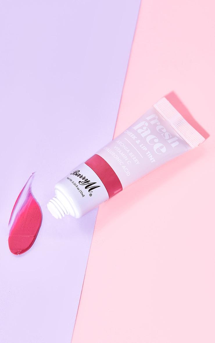 Barry M Cosmetics Fresh Face Cheek & Lip Tint Blackberry 1