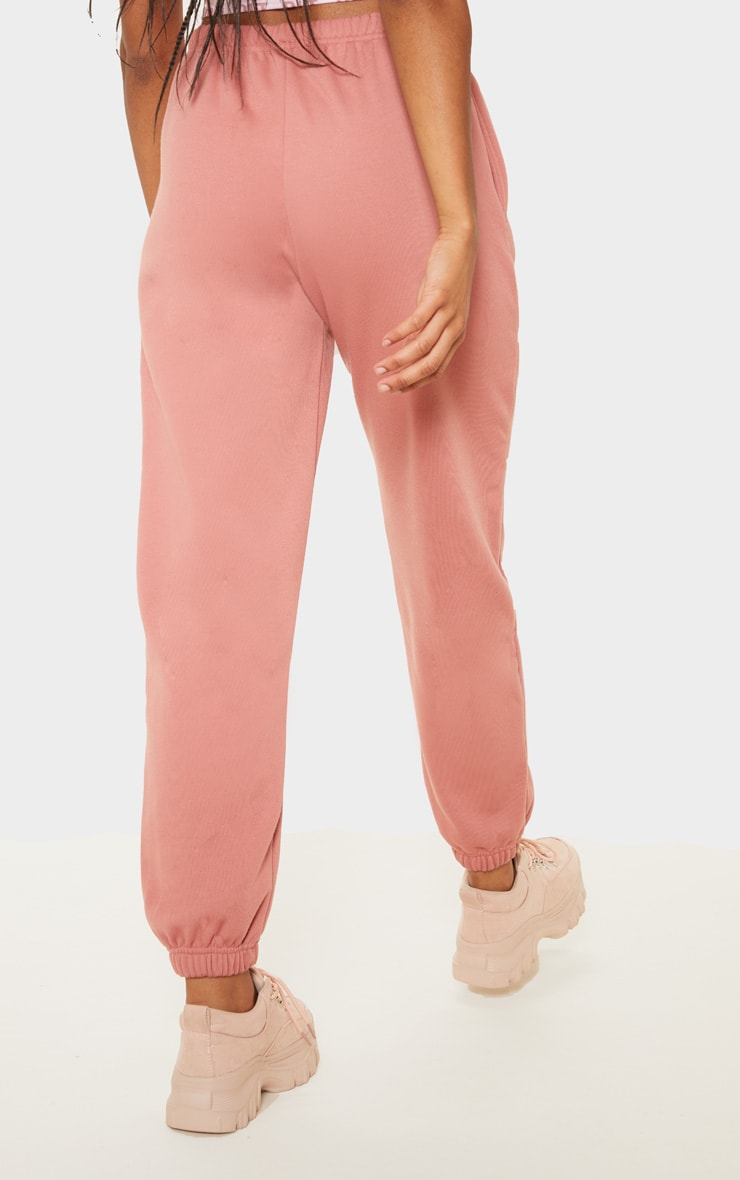 Dusty Pink Casual Jogger 4