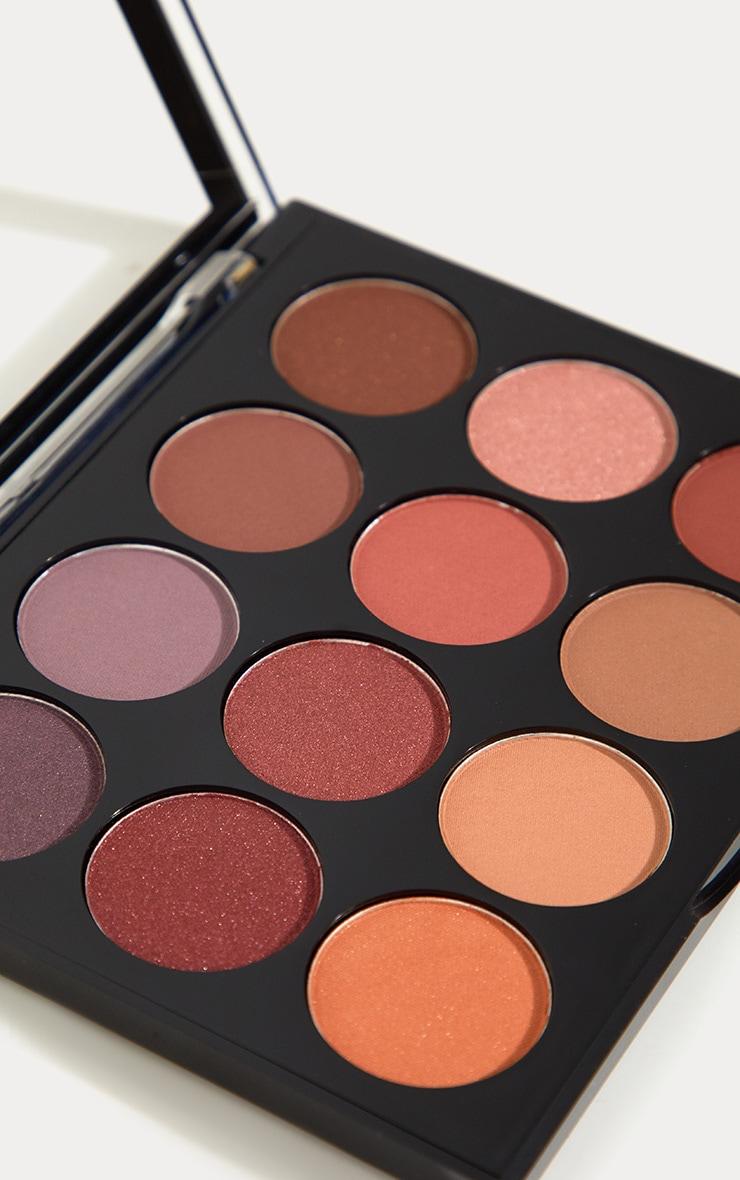 Nip & Fab Fired Up Eyeshadow Palette  3