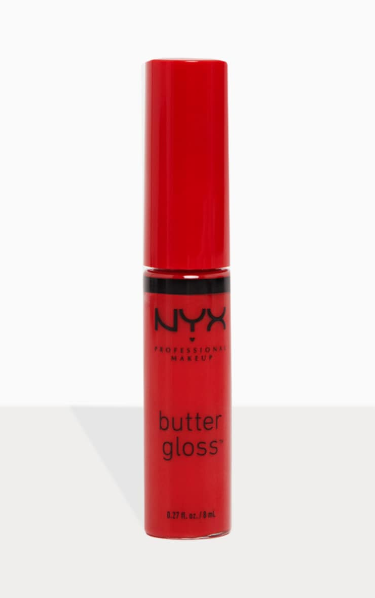 NYX Professional Makeup - Gloss Butter Cherry Pie 2