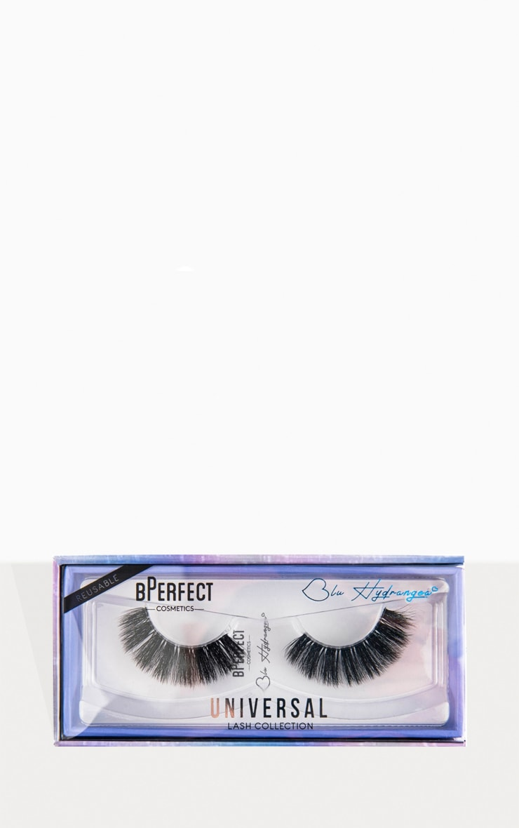 BPerfect x Blu Hydrangea Painted Collection Wearable Lash Look Queen 1