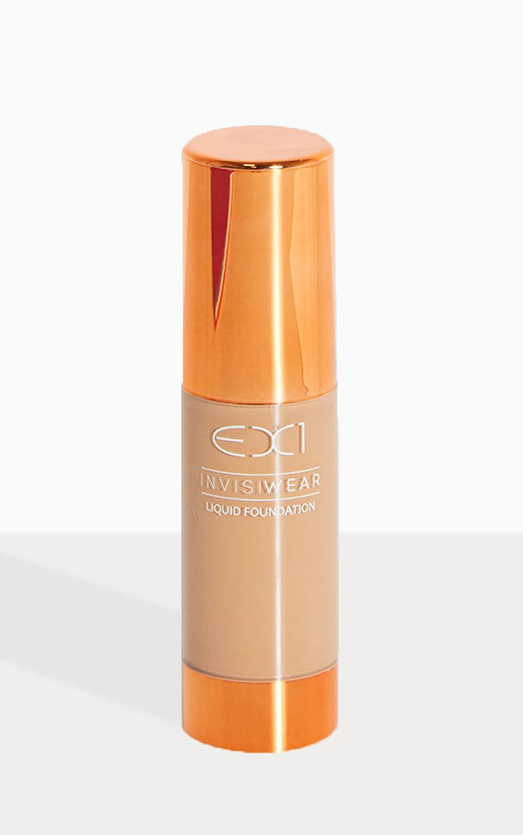 EX1 Cosmetics Invisiwear Liquid Foundation 10.0 1