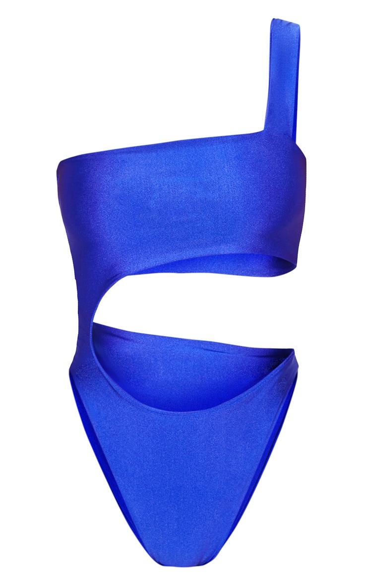 Cobalt Cut Out Double Strap Swimsuit 3