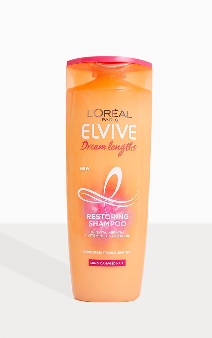L'Oreal Elvive Dream Lengths Long Hair Shampoo 400ml