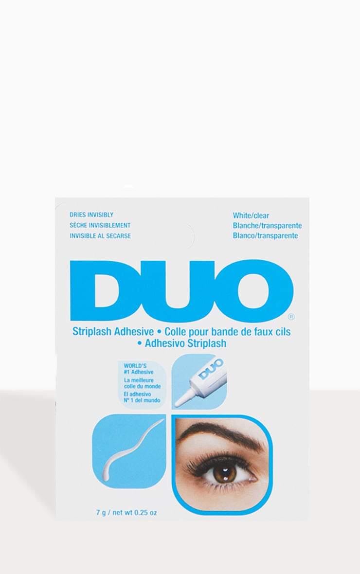 Duo False Eyelash Glue - Clear 2