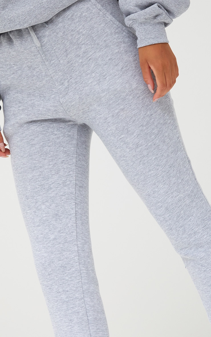Bruna Grey Marl Sweat Joggers 5
