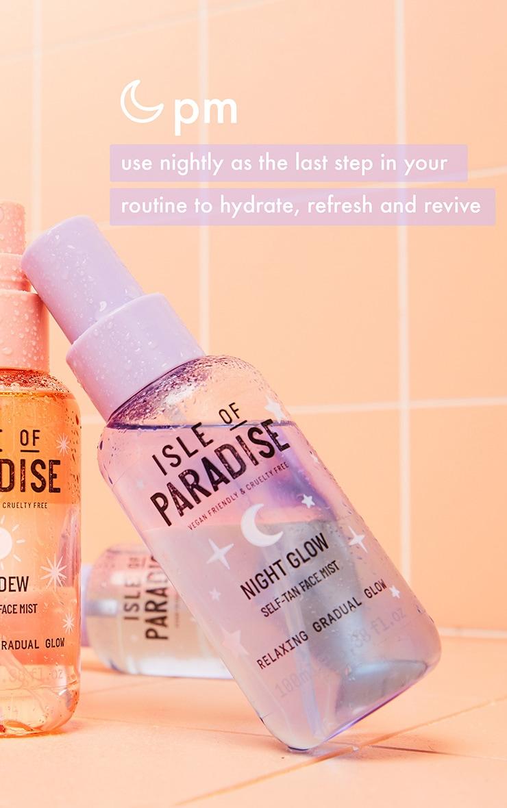Isle of Paradise Night Glow Self Tan Face Mist 3