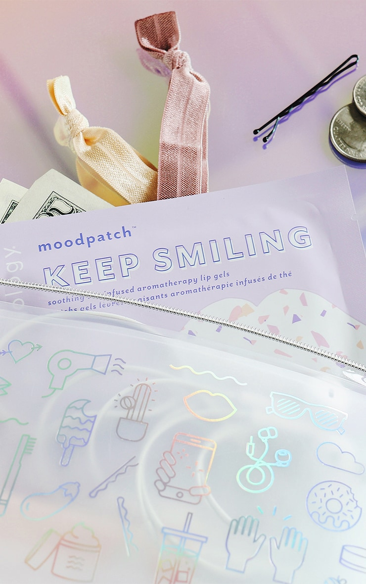Patchology Moodpatch Keep Smiling Lip Gels 5 Pack 4