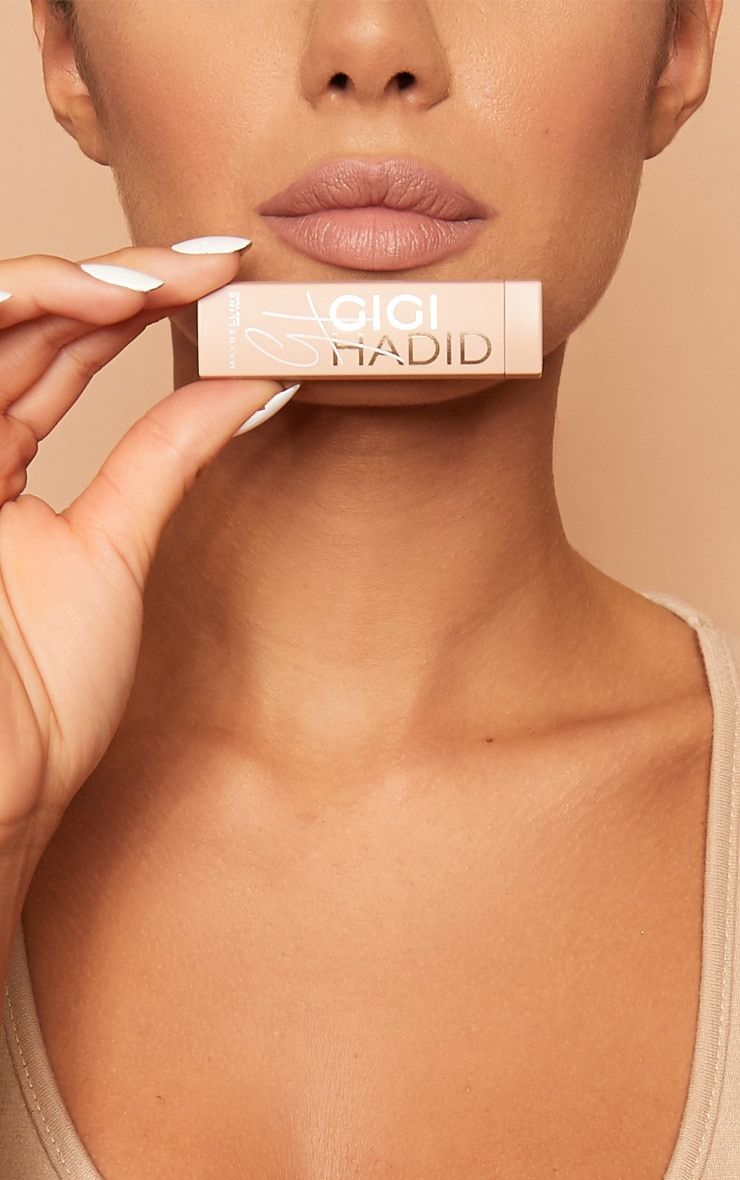 Maybelline x Gigi Hadid East Coast Collection Lipstick 10 Taura 4