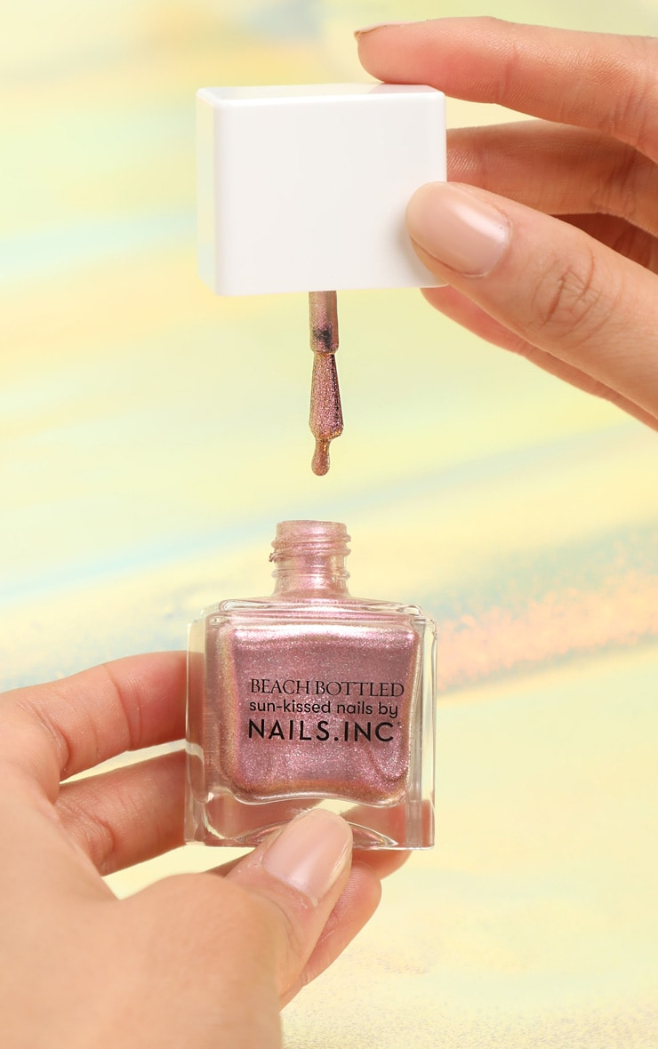 Nails Inc Beach Bottled Tan Major Player 3