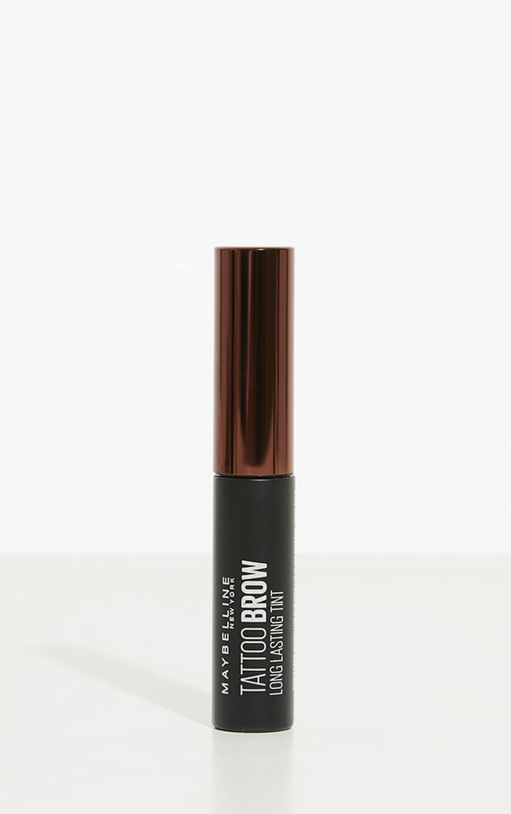 Maybelline Tattoo Brow Longlasting Gel Tint Dark Brown 2