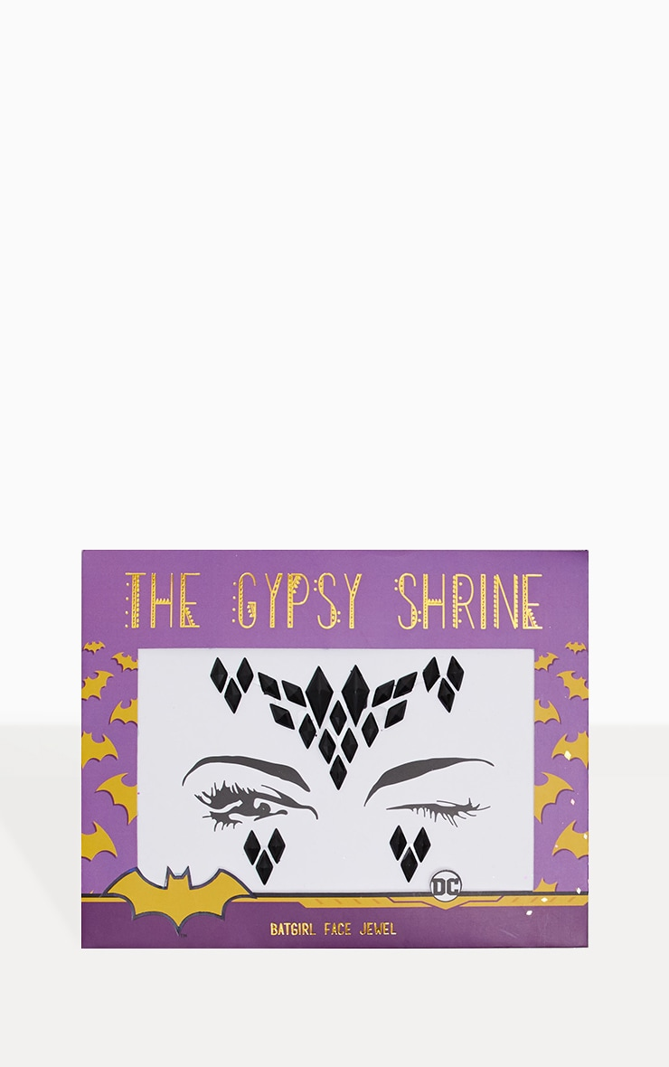 The Gypsy Shrine Bat Girl Face Jewel