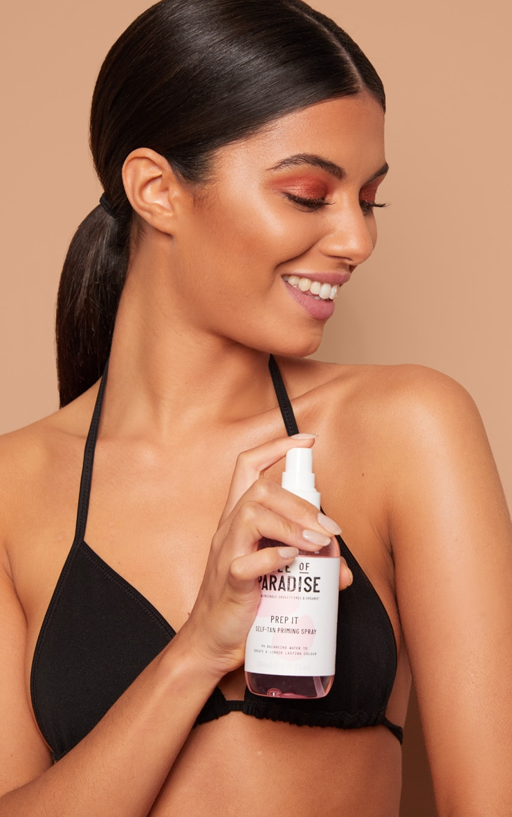 Isle of Paradise Prep It Self-tan Priming Spray 3