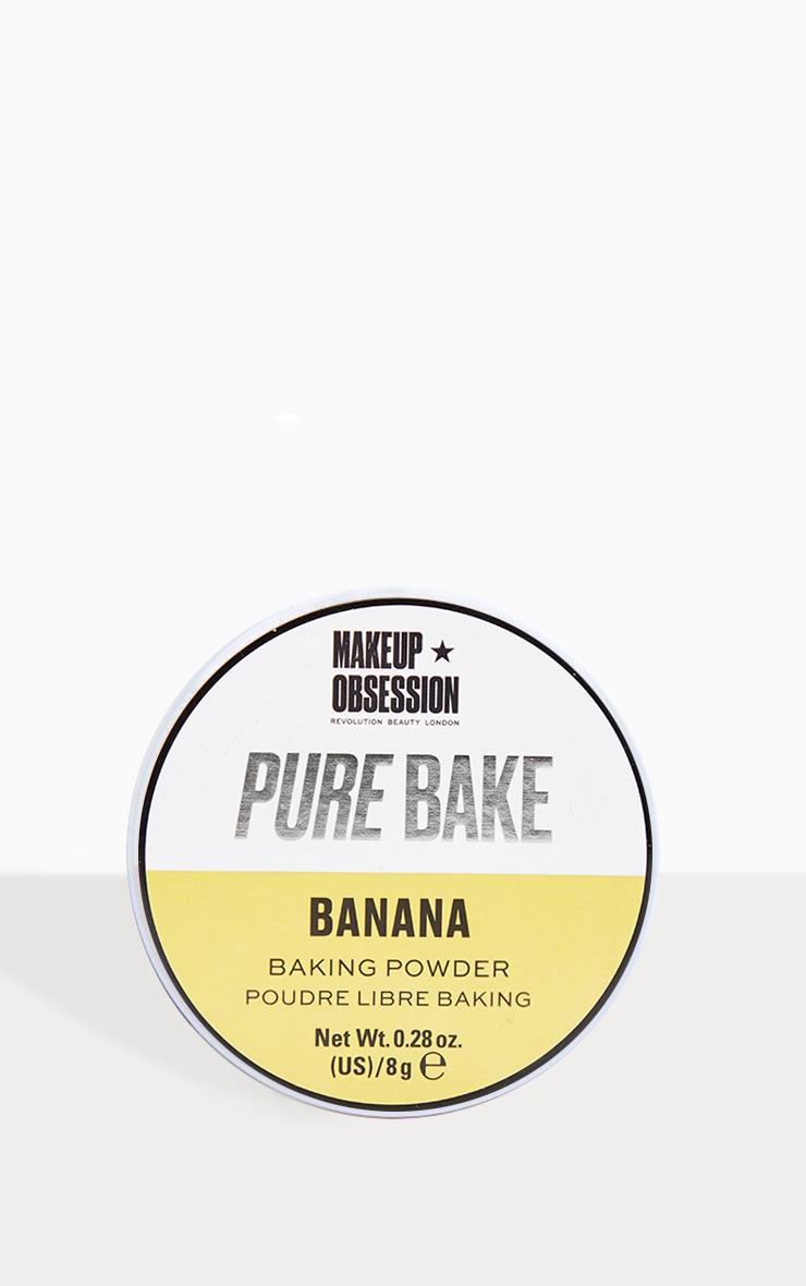 Makeup Obsession Pure Bake Baking Powder Banana 1