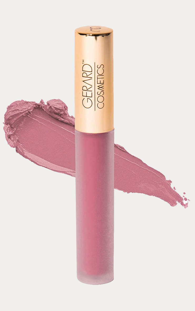 Gerard Cosmetics Hydra Matte Liquid Lipstick Skinny Dip 1